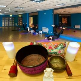 2018-01-14 Detox and Singing bowl meditation